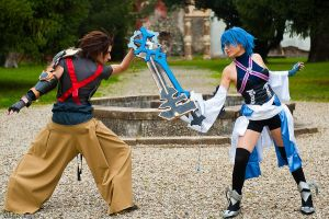 Keyblade Master by Eyes-0n-Me