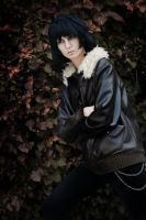 Nico di Angelo - Son of Hades by CosplaySymphony