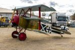 Fokker Dr. 1 Triplane by ARC-Photographic