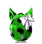 [CLOSED] Mystery Egg Adopt - 5 points by Gingerpatch-59