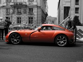 TVR Sagaris by andr7