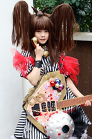 Kyary Pamyu Pamyu Fashion Monster Cosplay- Hello?! by SpicaRy