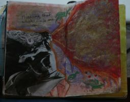 Art Journal - Releasing by shioneh