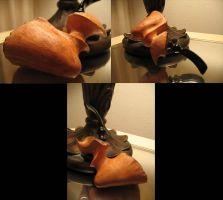 Griff's pipe by Arborea-Bruyeres