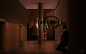 Largo Winch by titoff77