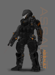 Assault Specialst (SPECIALISTS concept remake) by ianskie1