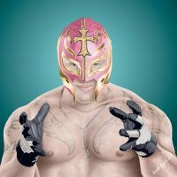 Rey Misterio by Huroman
