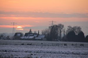12-12-08 The Sunset 14 by Herdervriend