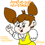 Hayley's Kawaii Birthday Pic by BunnzieBungo