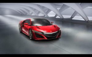 2016 Acura NSX by ThexRealxBanks