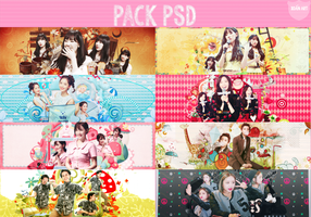 PACKPSD by ByeokHyun