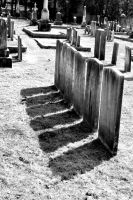 Six Graves and Shadows by wagn18