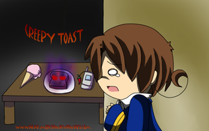 +HTMR-Creepy Toast+ by Neko-mirichan