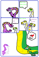 Pythor's Problem Comic by WILFRE-IS-AWESOME