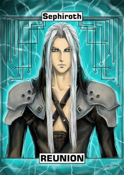 Sephiroth - Reunion by LeafOfSteel