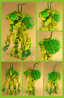 Bionicle MOC - Virus Star by Alex-Darkrai