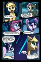 Prologue: My World - Page 03 by theinexplicablebrony