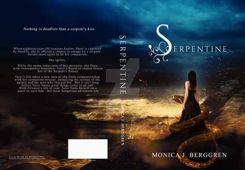 Serpentine [ Paperback commission ] by stefanie-saw