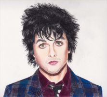 Billie Joe Armstrong by speedo28