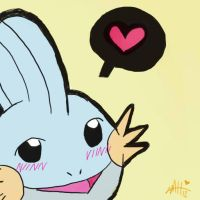 Mudkip avatar by MINKrose