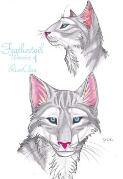 Feathertail Faces by Mudstar-Sibera