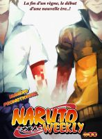 NARUTO WEEKLY - #00 - Couverture (Cover) by RisenShinobi
