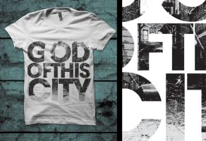 God of this City by brhisawsome