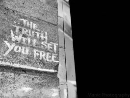 The Truth Will Set You Free by mandeax