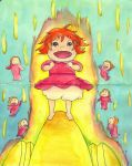 Ponyo is a girl by chiascure