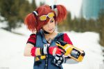 Gaige the Mechromancer - Borderlands 2 by lAmikol