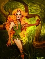 Poison Ivy by CasCanete