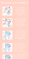 fairypaws' art process by fairypaws