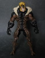 ML Sabretooth custom by LuXuSik