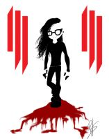 Skrillex by ChocoPols