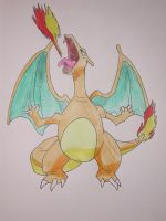 OGedjr's Request: Charizard by Dreams-of-Impact