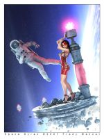 Space Syren by Fredy3D