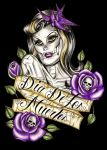 Little Miss Muertos by tainted-orchid