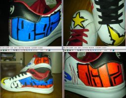 custom sneakers by kalantiaw
