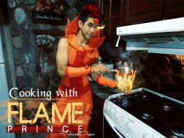 Cocking With Flame Prince AT by SkullBoyThe