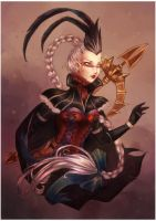 Aristocrat Vayne by Cirath