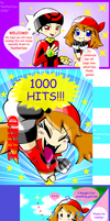 +Mini Manga for 1000 HiTs+ by YestherDey