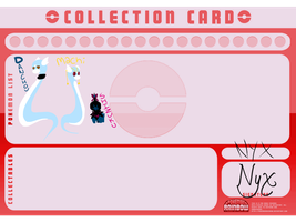 Collection Card: Nyx by Not-Even-The-Turtle