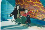 ME AND JIM- At disney land by SerinaElric