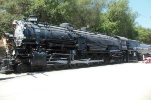 Southern Pacific 4-10-2 by rlkitterman