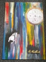 Time Everlasting Painting by Dreamerzina