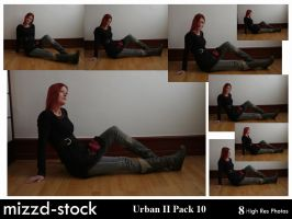 Urban Series II Pack 10 by mizzd-stock