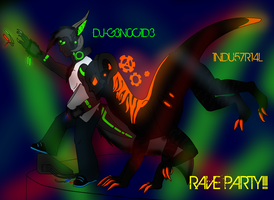 Bass Beast Adoption Try :D by Asenath-Nightroad