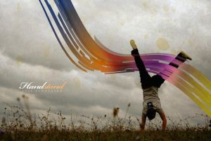 Handstand by h0p3-hell