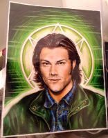 Sam Winchester (Finished) by animaddict