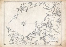 Private Map: Tempest 2014 by Traditionalmaps